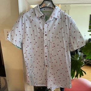 Watermelon pattern shirt